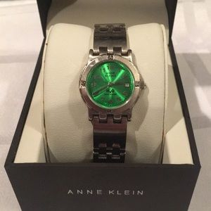 Anne Klein Silver Ladies Watch